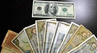 سعر صرف الليرة السورية مقابل العملات والذهب السبت 10/10/2020