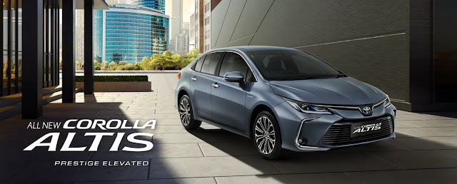 Promo Harga Toyota Corolla Altis 2021