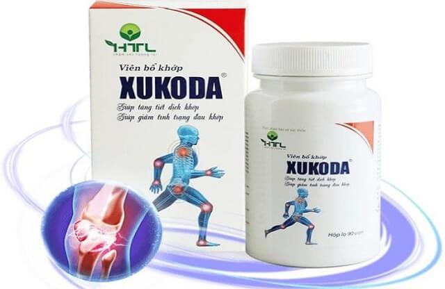 Viên bổ xương khớp Xukoda tốt nhất 2019