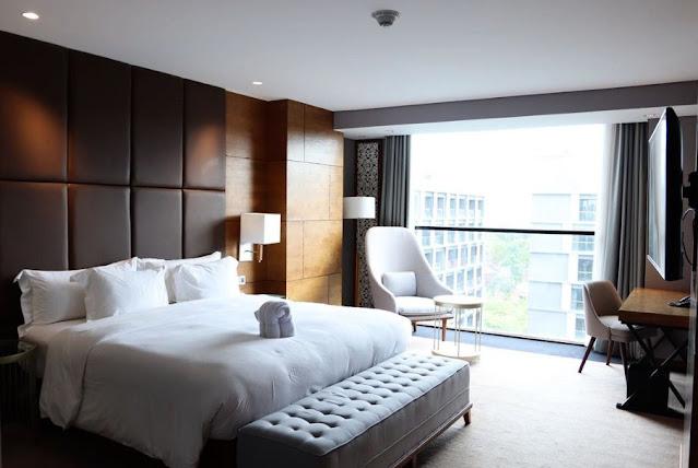 foto kamar four point hotel balikpapan