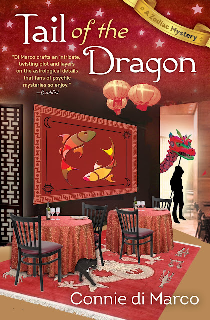 Tail of the Dragon (Zodiac Mystery Book 3) by Connie di Marco