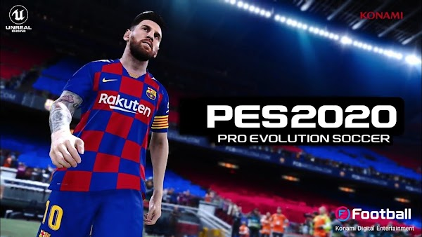 PES 2020 Lite 255.MB Android Offline Best Graphics