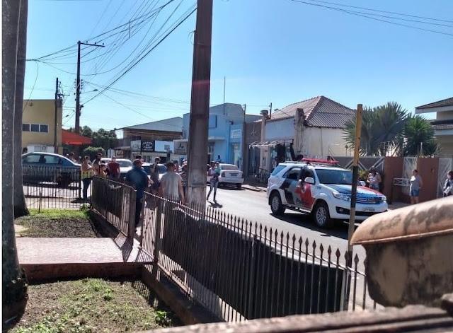 Sorteio de casas termina em confusão em Caiabu
