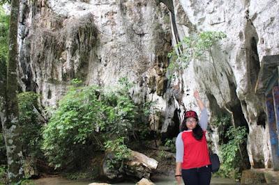 objek wisata ngalau indah pangian lintau