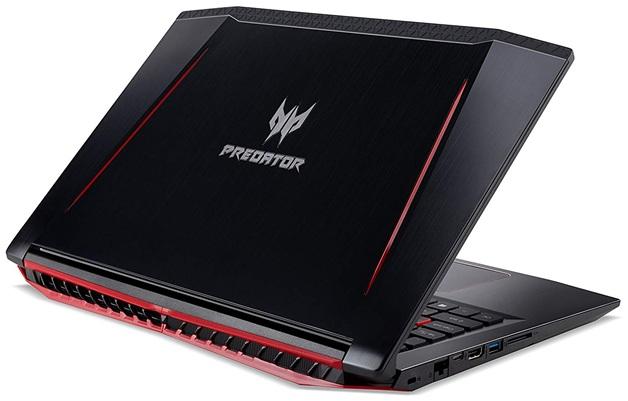 Acer Predator Helios 300 PH315-51-53MZ: procesador Core i5 + gráfica GeForce GTX 1060 (6 GB)