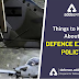 Things to know about Defence Export Policy