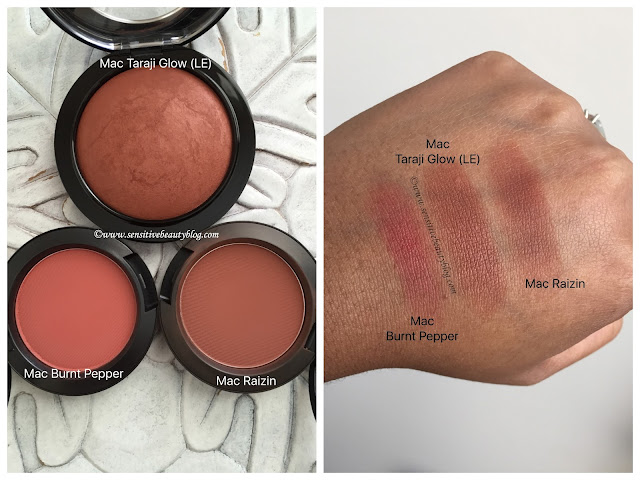 Mac raizin alternative to Mac Taraji Glow