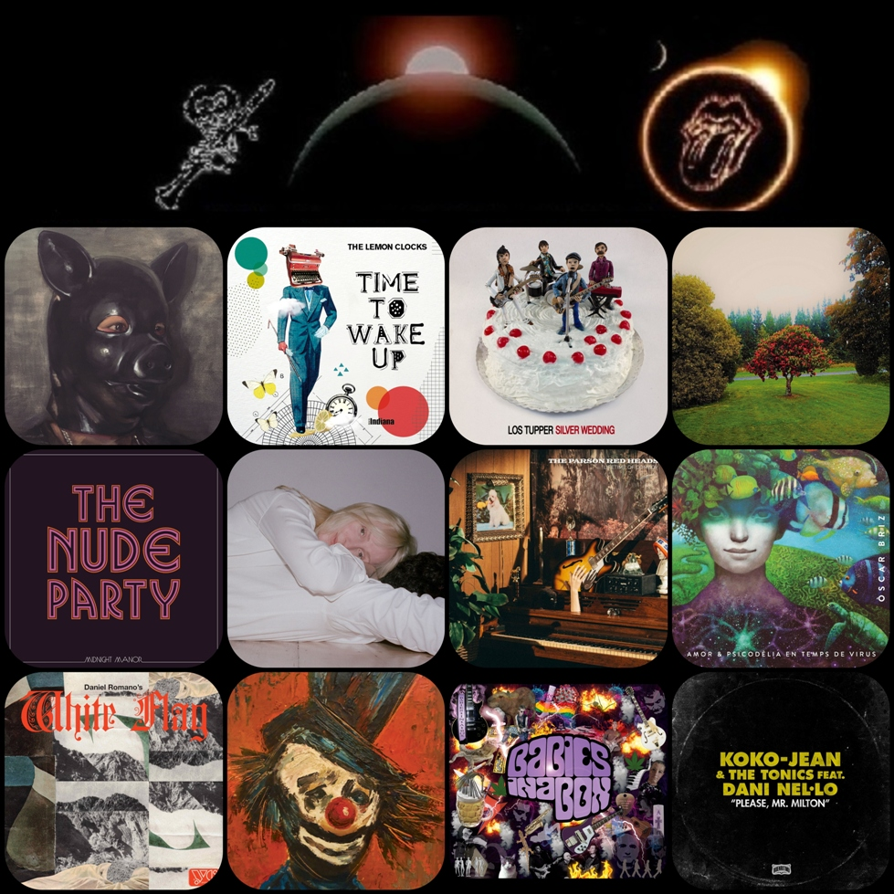 Otra docena de recomendaciones discográficas del 2020