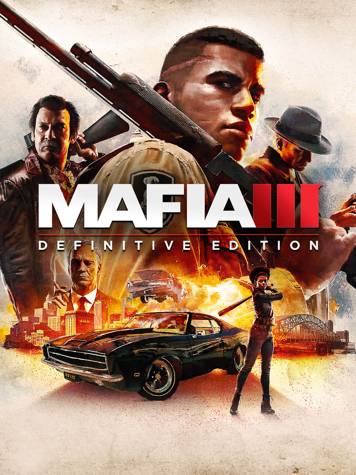 Mafia 3 Torrent (PC)