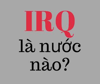 irq là nước nào