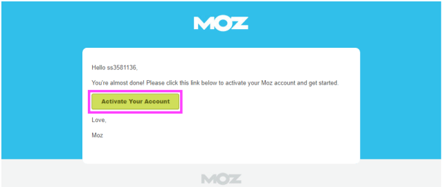 Spam Score Kaise Fix Kare - Moz Account Activation