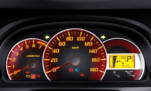 Lampu Indikator Mobil