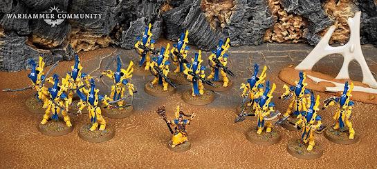 wraithguard wraithblades
