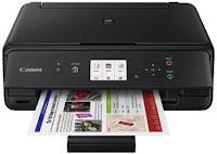 Canon TS 5060 Setup Printer