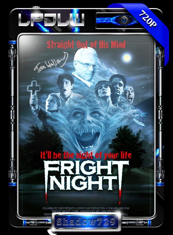 Fright Night (1985) 1080p H264 Dual [Clásica]
