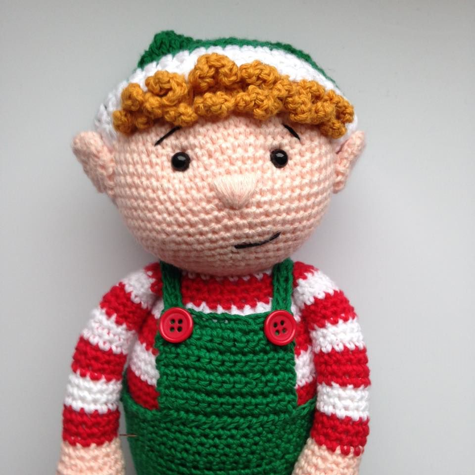 Elf on the Shelf Knitting Ideas and Pattern Book by Studio Knit ... | 960x960