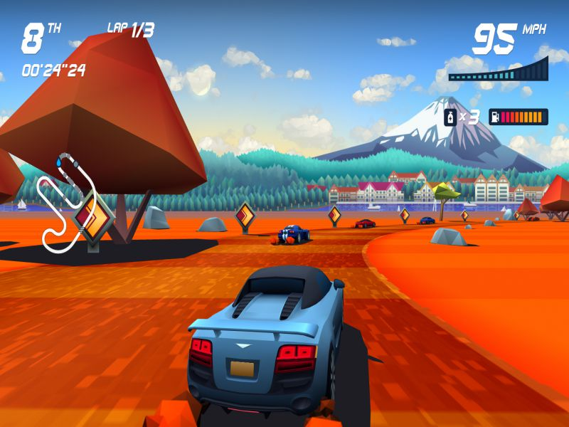 Horizon Chase Turbo Highly Compressed Free Download