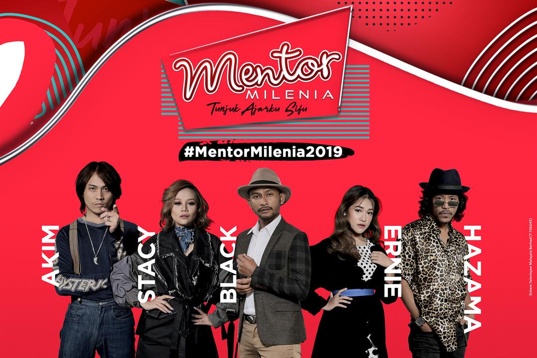 Mentor Milenia 2019 - Ujibakat Bermula 3 Ogos 2019!