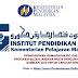 PERMOHONAN ONLINE IPG 2021 (PISMP) LEPASAN SPM