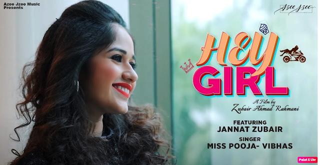 Hey Girl Lyrics - Miss Pooja & Vibhas - The Lyrics House