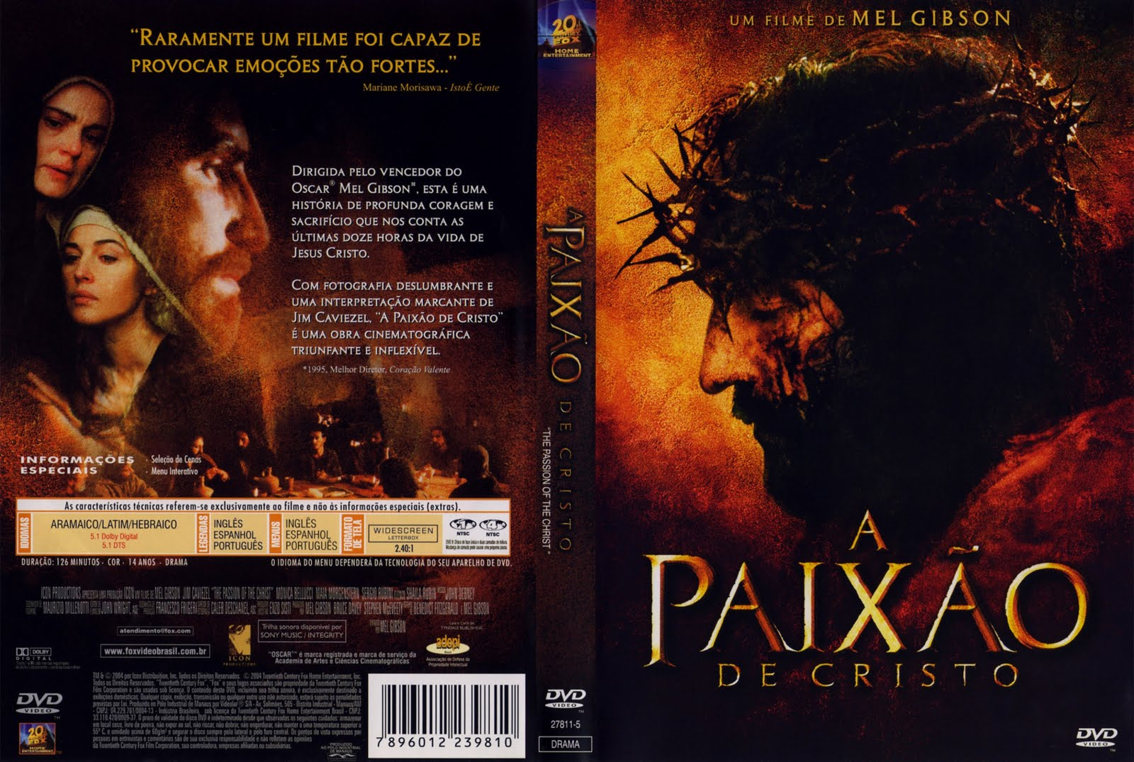 DE GRATUITO COM PAIXAO MEL FILME DOWNLOAD CRISTO O GIBSON