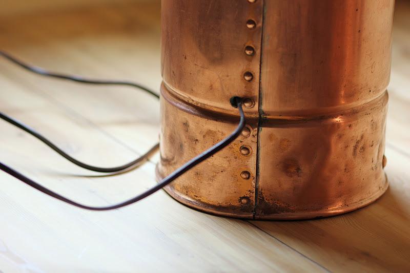 Modish Vintage Diy Vintage Fire Extinguisher Lamp