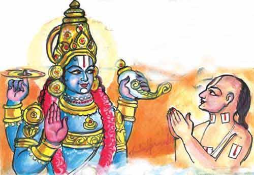 Story Of Kumaradhara Theertham Waterfall In Tirupati