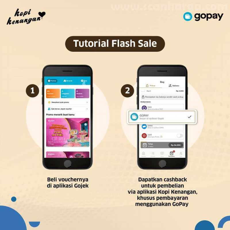 Promo Kopi Kenangan 7.7 Flash Sale Periode 7 - 9 Juli 2020 3