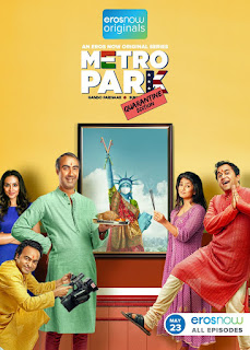 Metro Park Quarantine Edition S01 Complete Download 720p WEBRip