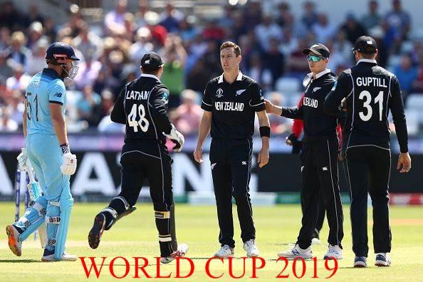 England, New Zealand beat Pakistan 2019