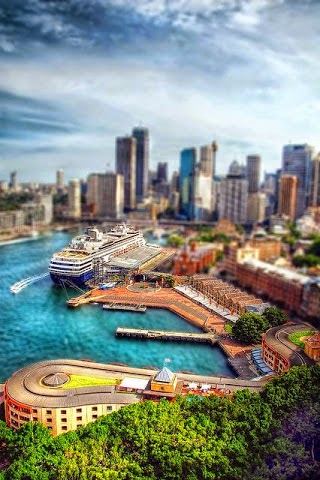 Sydney Harbour-10 Beautiful Cities in Australia