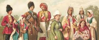 gli osseti, i discendenti del popolo degli Alani
