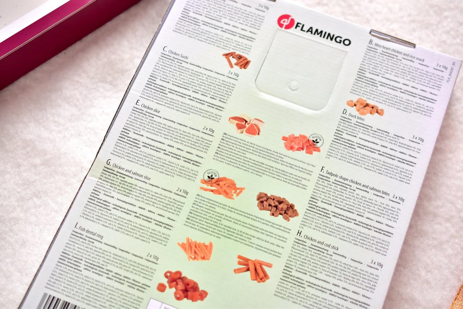 Flamingo adventný kalendár