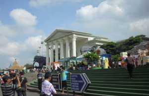 Museum Satwa Batu Tampak dari Luar-image destinasianews.com