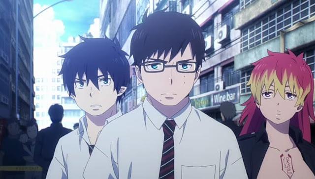 Anime Review   Blue Exorcist Kyoto Saga