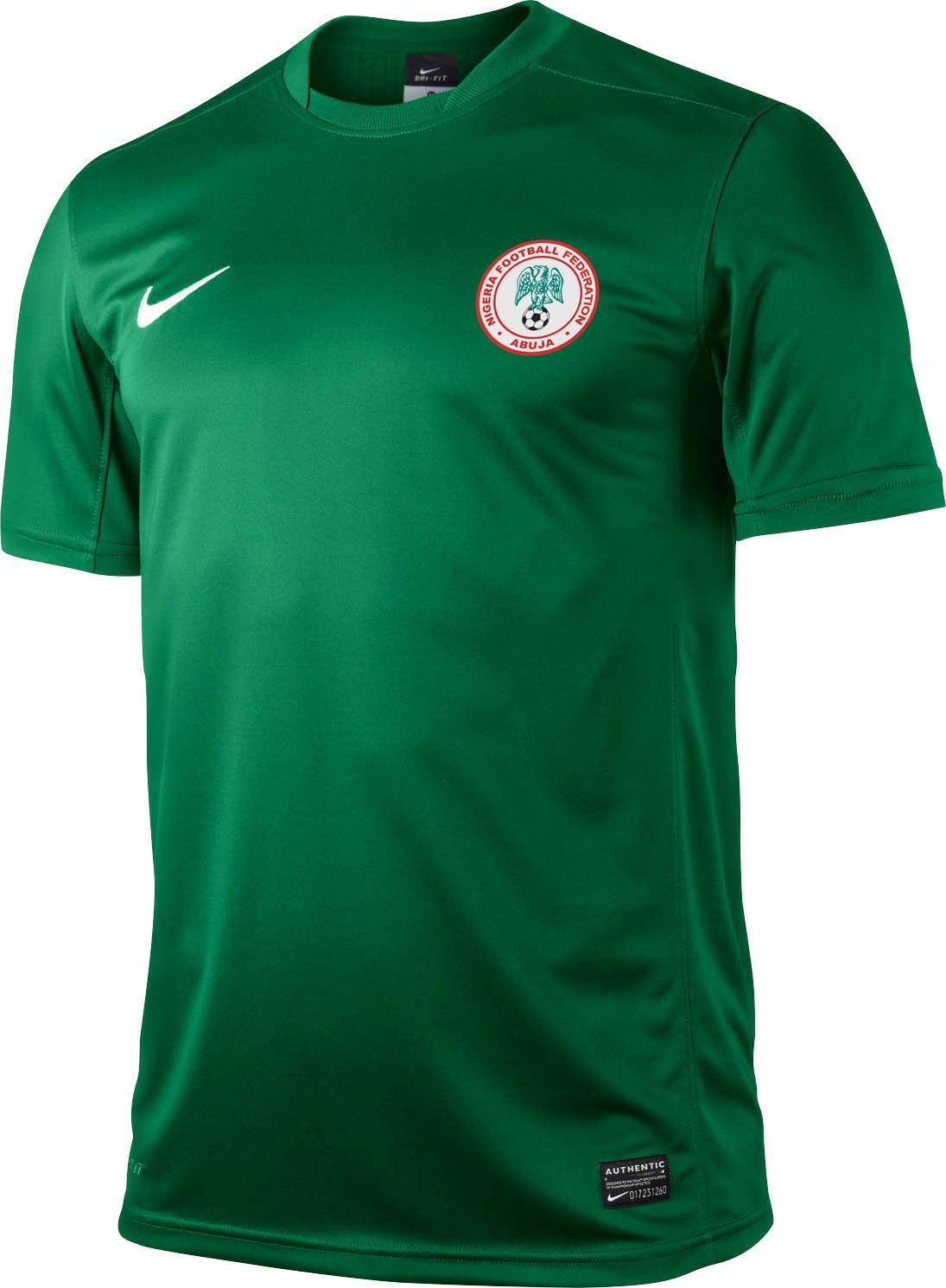 Trikot Nigeria