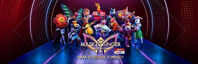 Juara The Masked Singer Malaysia Musim Pertama