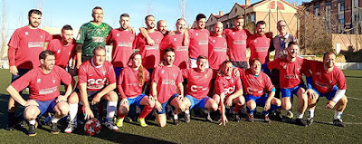 Fútbol Aranjuez Homenaje 'Agüilla'