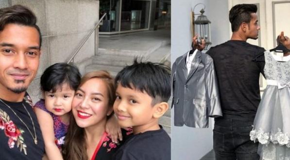 Bekas Isteri Halang Anak-Anak Raf Yaakob Hadir Resepsi #MawarRaf Malam Ini?