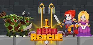 Hero rescue mod apk unlimited everything