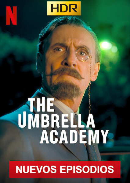 The Umbrella Academy (2020) Temporada 2 NF WEB-DL HDR-1080p Latino