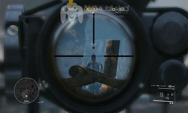 تحميل لعبة Sniper Ghost Warrior 2 للكمبيوتر من ميديا فاير
