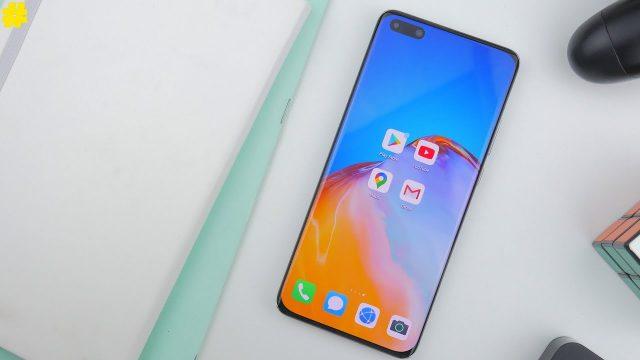 Huawei P50 Vai vir com Android?