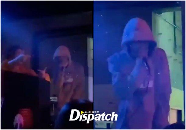 Song Minho gece kulübüne gittiği için eleştiri alıyor