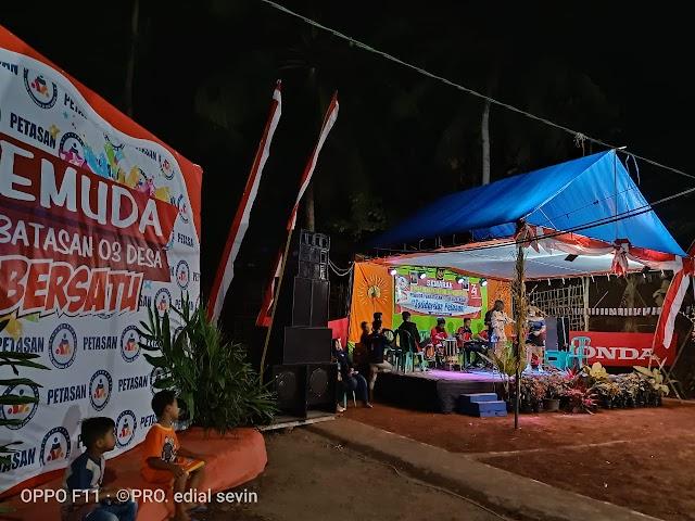 Support Acara Agustusan 2019 Di Simbar Tampo