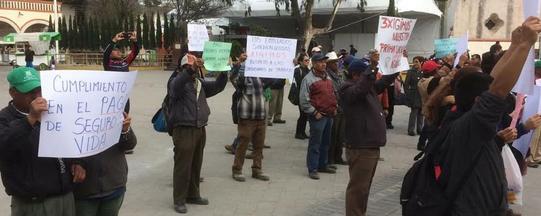 Alcalde de Perote no cumple con pagos a trabajadores. Noticias en tiempo real