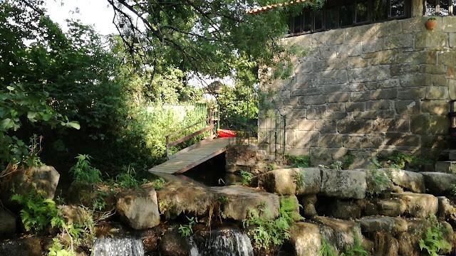 Casa da Moleira com acesso á praia fluvial da Moleira