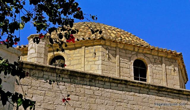 Construção otomana em Nafplio, Grécia
