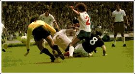 England Scotland Britain Home Championship 1977