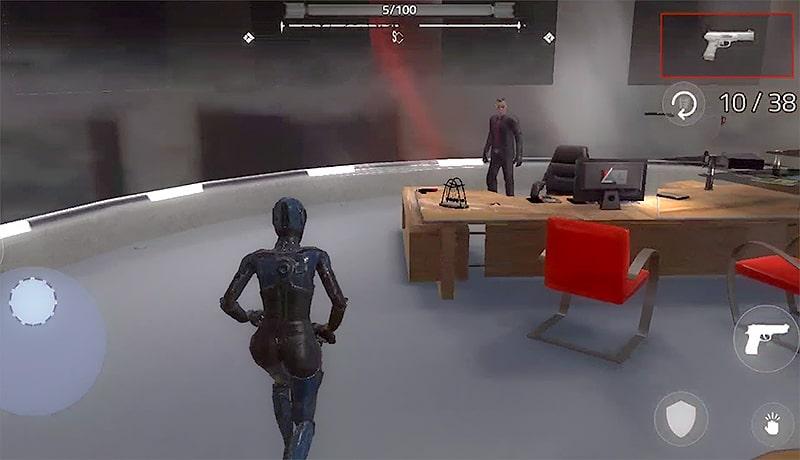تحميل لعبة الاكشن والاثارة cybersoul للاندرويد